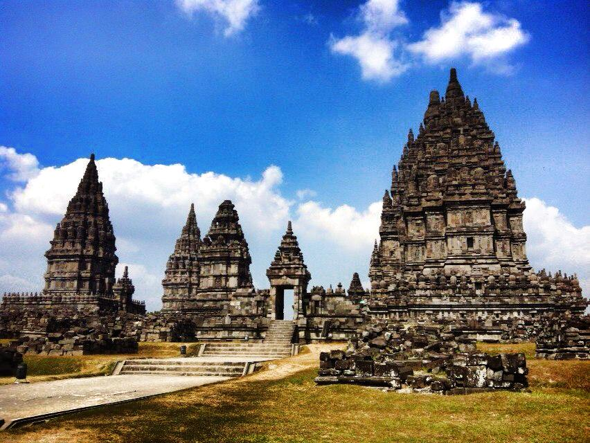 ジャカルタ郊外の世界遺産遺跡