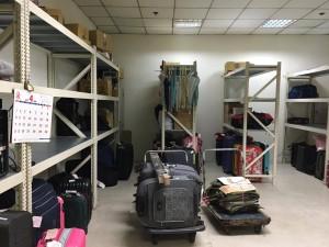 Taipei baggage center2
