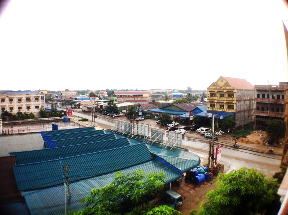 Ly Hengchayy Hotelの景色