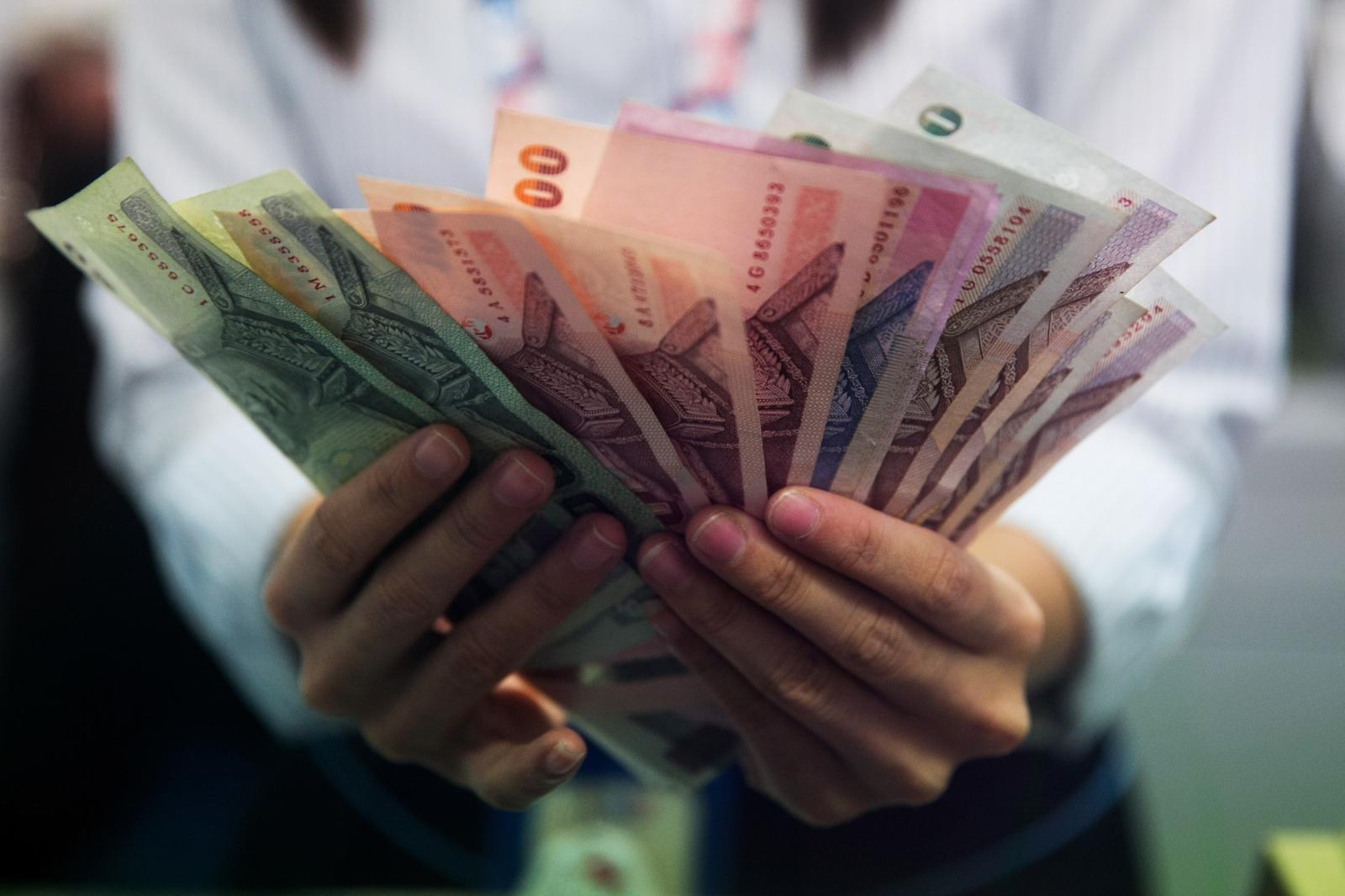タイ保険の節税で税金還付