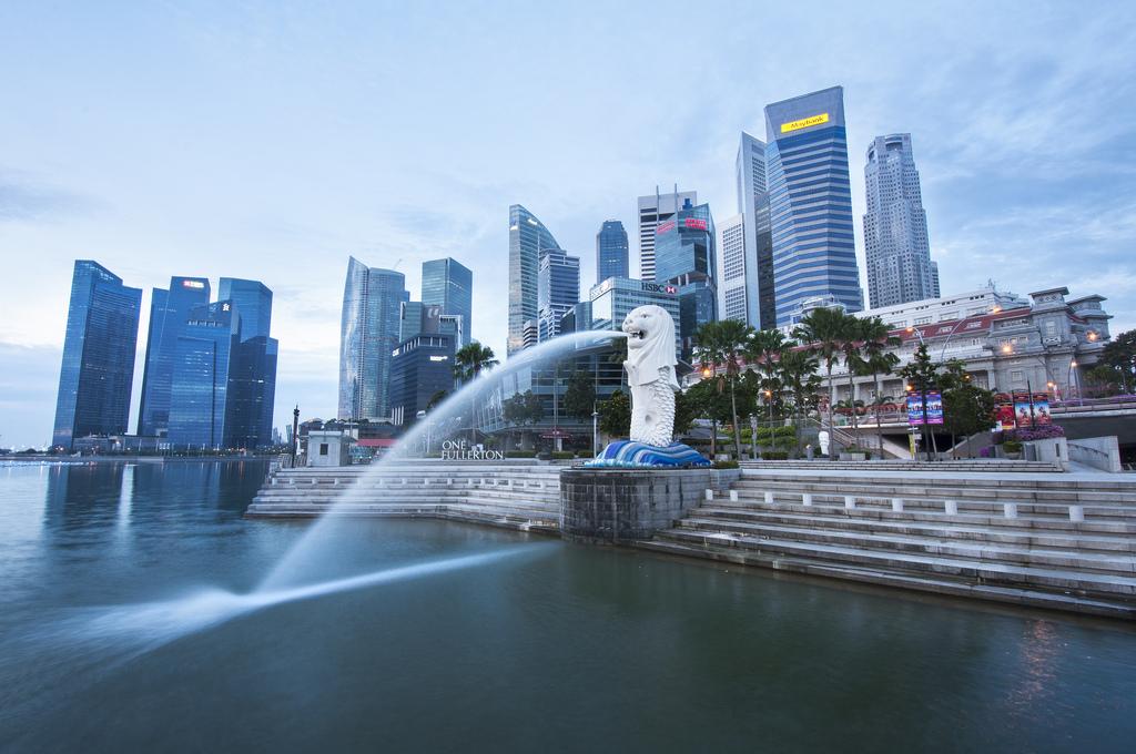 シンガポール・マーライオン