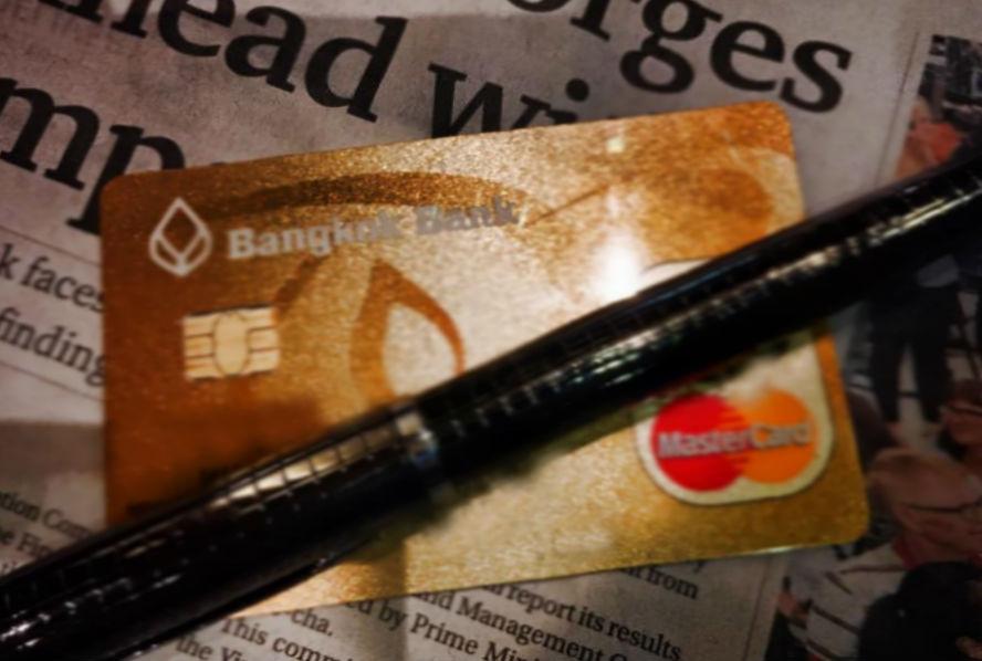 バンコク銀行のクレジットカード