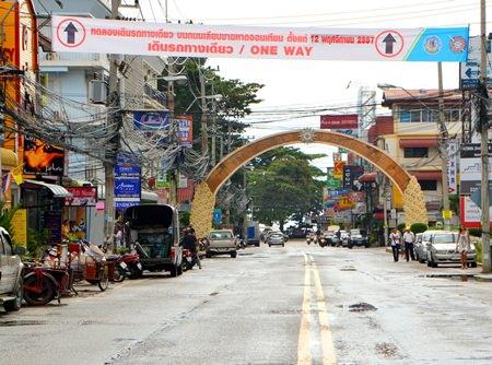 Pattaya Jomtian Beach Road 2