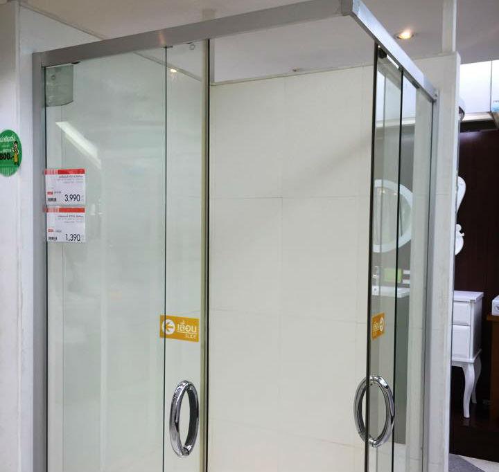 タイの家具家電・シャワースクリーン