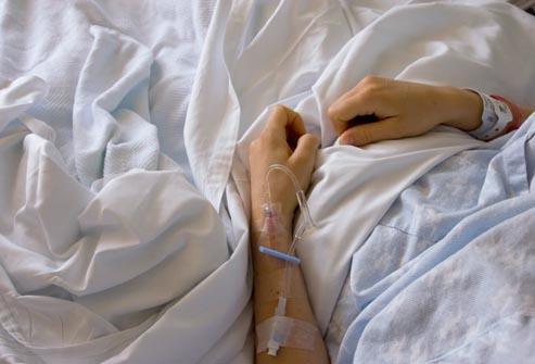 海外で入院した場合の治療