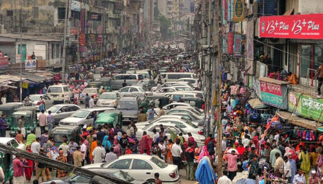 dhaka-population