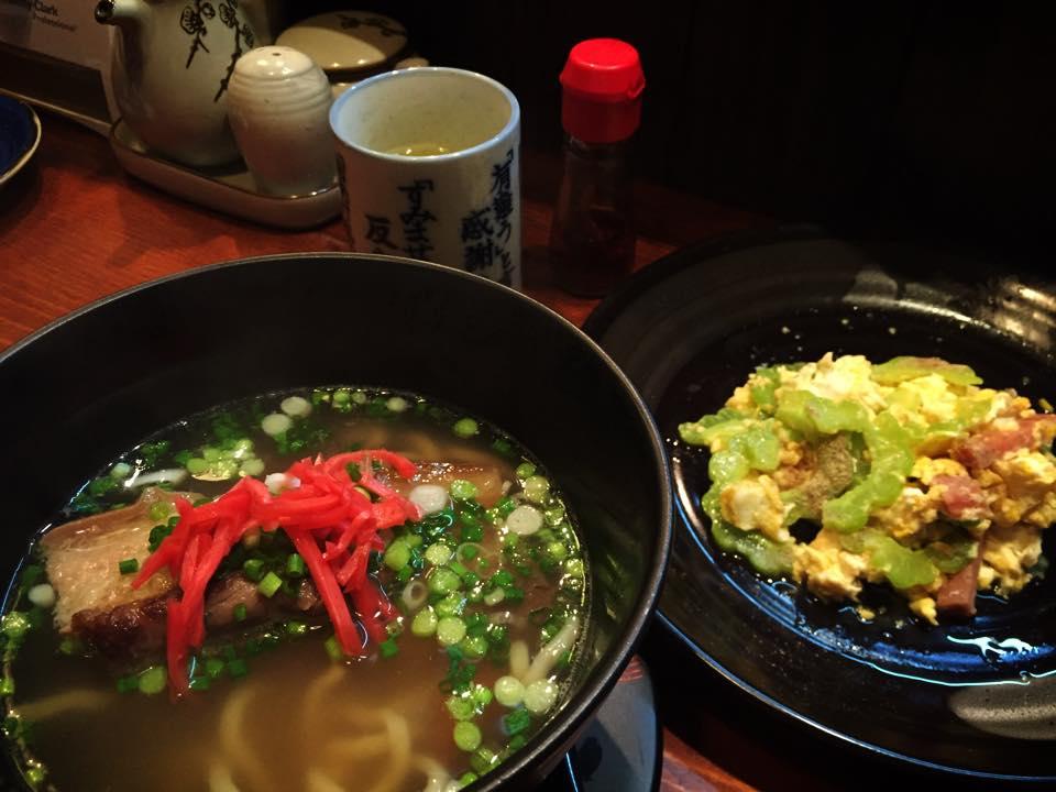 パタヤ日本料理・うまんちゅ沖縄そば