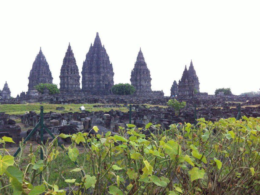 世界遺産・プランヴァナン寺院遺跡群