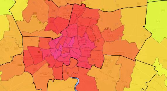 Bangkok_Population_density