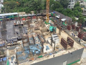 construction Rhythm Sukhumvit 36-38