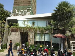 Le Blanc Boutique Hotel