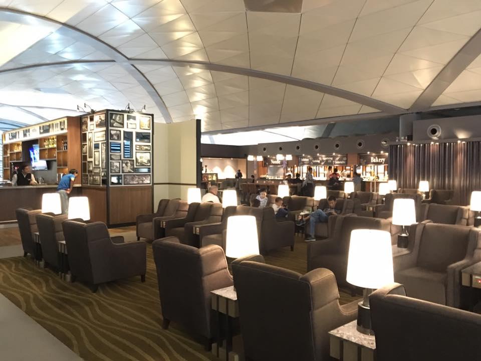 Phnom Phen airport premium lounge-2
