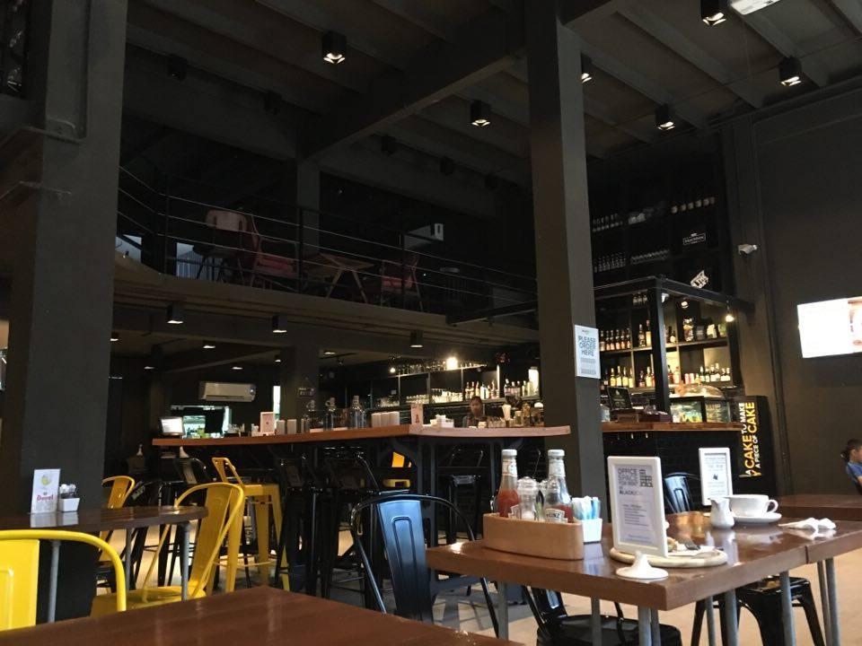Bangkok Cafe 2016