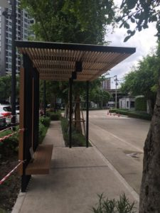 habito bus stop